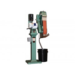 "BURR KING 30000 MODEL 960-401 4"" X 60"" TWO WHEEL VERTICAL 