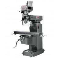 """JET 691050 JTM-1050VS2 10"""" X 50"""" VARIABLE SPEED VERTICAL MILLING MACHINE"""