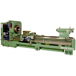 "KINGSTON HG-34120 34"" X 120"" HEAVY DUTY HOLLOW SPINDLE OIL COUNTRY LATHE"
