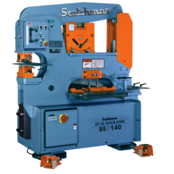 SCOTCHMAN 014708 DO95/140-24M 95 TON HYDRAULIC IRONWORKER