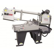"WELLSAW 1316S-EXT 13"" X 16"" SWIVEL HEAD MITER HORIZONTAL BANDSAW WITH EXTENDED CAPACITY"