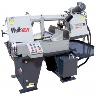 "WELLSAW 1316S-SA 13"" X 16"" SEMI-AUTOMATIC SWIVEL HEAD MITER HORIZONTAL BANDSAW"