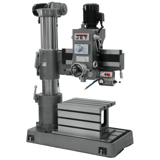 JET 320033 J-720R 3' RADIAL ARM DRILL PRESS