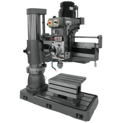 JET 320037 J-1230R-4 4' RADIAL ARM DRILL PRESS
