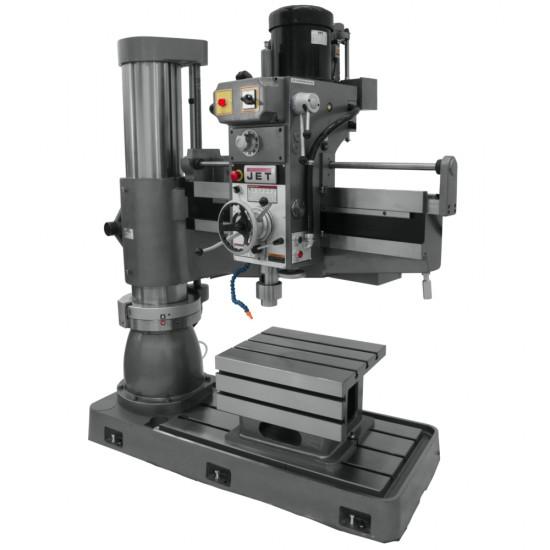 JET 320037 J-1230R-4 4' RADIAL ARM DRILL PRESS