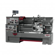 "JET 321570 GH-1440ZX 14"" X 40"" LARGE SPINDLE BORE ENGINE LATHE WITH NEWALL DP700 2-AXIS DRO AND TAPER ATTACHMENT"