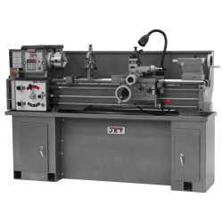 "JET 321102AK BDB-1340A 13"" x 40"" BELT DRIVE BENCH LATHE WITH CABINET STAND"
