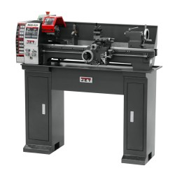 """JET 321372K BDB-929 8-3/4"""" X 27-1/2"""" BELT DRIVE BENCH HOBBY LATHE WITH STEEL STAND"""