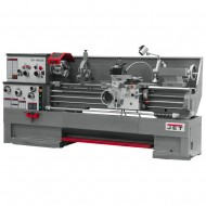 """JET 321940 GH-1660ZX 16"""" X 60"""" 3-1/8"""" SPINDLE BORE GEARED HEAD ENGINE LATHE"""