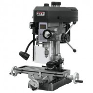 "JET 350018 JMD-18 9-1/2"" x 32-1/4"" STEP PULLEY MILLING/DRILLING MACHINE"