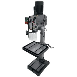 "JET 354026 GHD-20PFT 20"" GEARED HEAD DRILL PRESS WITH POWER DOWN FEED & TAPPING"