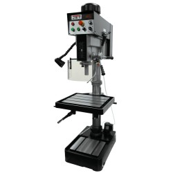 "JET 354225 JDP-20EVST-230 20"" ELECTRONIC VARIABLE SPEED DRILL PRESS WITH TAPPING"