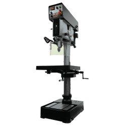 """JET 354240 JDP-20VST 20"""" VARIABLE SPEED DRILL PRESS WITH TAPPING"""