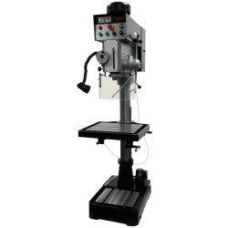 """JET 354245 JDP-20EVST-230-PDF 20"""" ELECTRONIC VARIABLE SPEED DRILL PRESS WITH POWER DOWN FEED"""