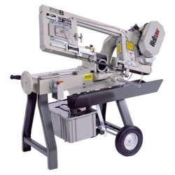 "WELLSAW 58BD 9-1/2"" X 11"" PORTABLE HORIZONTAL 