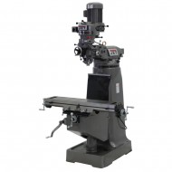 "JET 690089 JTM-2 9"" X 42"" STEP PULLEY VERTICAL MILLING MACHINE"