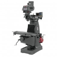 "JET 690178 JTM-4VS-1 9"" X 49"" VARIABLE SPEED VERTICAL MILLING MACHINE WITH X-AXIS POWER FEED"