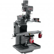 "JET 691500 JTM-949EVS 9"" X 49"" ELECTRONIC VARIABLE SPEED VERTICAL MILLING MACHINE"