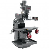 """JET 690603 JTM-1050EVS2/230 10"""" X 50"""" ELECTRONIC VARIABLE SPEED VERTICAL MILLING MACHINE WITH X AND Y-AXIS POWER FEEDS"""