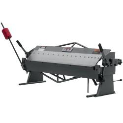 """JET 754105 BPB-1650 50"""" X 16 GAUGE BENCH MODEL BOX AND PAN BRAKE"""