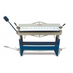 "BAILEIGH 1000475 BB-4816E 48"" X 16 GAUGE SHEET METAL BOX AND PAN BRAKE"