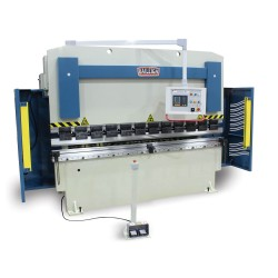BAILEIGH 1000781 BP-11210CNC 120 TON CNC HYDRAULIC PRESS BRAKE
