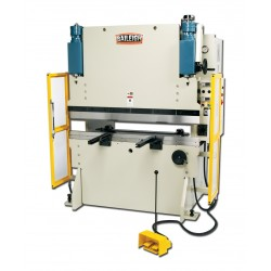 BAILEIGH 1000824 BP-5060NC 50 TON NC HYDRAULIC SHEET METAL PRESS BRAKE