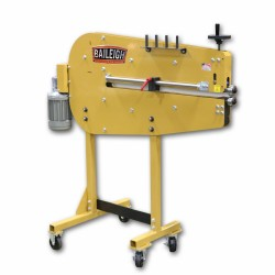 "BAILEIGH 1016574 BR-16E-36EV 16 GAUGE X 36"" ENVELOPE THROAT DEPTH POWER BEAD ROLLER"
