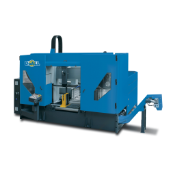 "DOALL DC-1000CNC 33.5"" X 40"" HERCULES SERIES AUTOMATIC HORIZONTAL DUAL COLUMN ENCLOSED CNC METAL CUTTING BAND SAW"