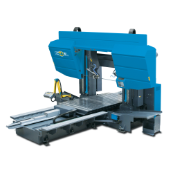 "DOALL DC-1200CNC 47.25"" X 63"" HERCULES SERIES AUTOMATIC HORIZONTAL DUAL COLUMN TABLE AND PORTAL METAL CUTTING BAND SAW"