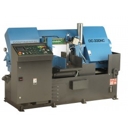 "DOALL DC-330NC 13"" X 15-3/4"" CONTINENTAL SERIES AUTOMATIC HORIZONTAL PRODUCTION COLUMN BAND SAW"