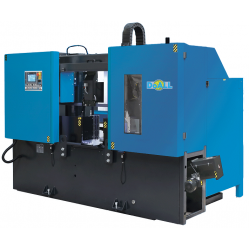 "DOALL DC-400CNC 16"" X 16"" HERCULES SERIES AUTOMATIC HORIZONTAL DUAL COLUMN ENCLOSED CNC METAL CUTTING BAND SAW"