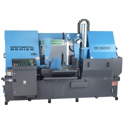 """DOALL DC-560NC 22"""" X 24"""" CONTINENTAL SERIES AUTOMATIC HORIZONTAL PRODUCTION COLUMN BAND SAW"""