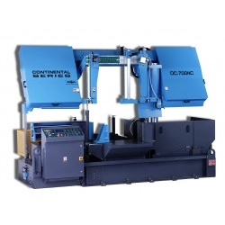 """DOALL DC-700NC 27"""" X 31"""" CONTINENTAL SERIES AUTOMATIC HORIZONTAL PRODUCTION COLUMN BAND SAW"""