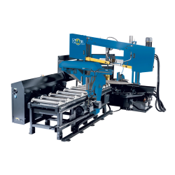"""DOALL DCDS-600NC 16"""" X 24"""" STRUCTURALL SERIES AUTOMATIC HORIZONTAL DUAL COLUMN DUAL SWIVEL MITER METAL CUTTING BAND SAW"""