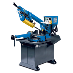 "DOALL DS-280M 8"" X 11"" STRUCTURALL SERIES HORIZONTAL DUAL MITER MANUAL METAL CUTTING BAND SAW"