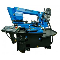"DOALL DS-320SA 11-3/4"" X 12-1/2"" STRUCTURALL SERIES SEMI-AUTOMATIC HORIZONTAL DUAL MITER METAL CUTTING BAND SAW"