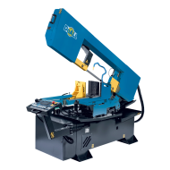 "DOALL DS-500SA 14"" X 20"" STRUCTURALL SERIES SEMI-AUTOMATIC HORIZONTAL DUAL MITER METAL CUTTING BAND SAW"