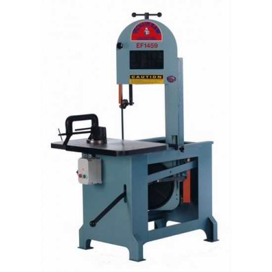 ROLL-IN SAW EF1459 ALL-PURPOSE VERTICAL BANDSAW