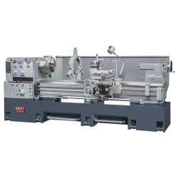 "KENT USA HW-3080 30"" X 80"" PRECISION GEARED HEAD GAP BED ENGINE LATHE"
