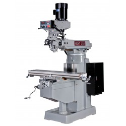 "KENT USA KTM-3VKF 10"" X 50"" ELECTRONIC VARIABLE SPEED VERTICAL MILLING MACHINE"