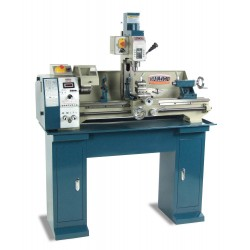"BAILEIGH 1005608 MLD-1030 9.84"" X 29.52"" COMBINATION MILL DRILL LATHE"