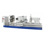 "TURNTEK PA-35120-6 35"" X 120"" LARGE SWING HOLLOW SPINDLE OIL COUNTRY LATHE"