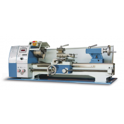"BAILEIGH 1006002 PL-1022VS 9.84"" X 21.65"" VARIABLE SPEED BENCH TOP METAL LATHE"