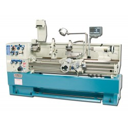 "BAILEIGH 1006157 PL-1860 18"" X 60"" GEARED HEAD GAP BED ENGINE LATHE WITH MITUTOYO 2-AXIS DRO"