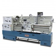 "BAILEIGH 1016624 PL-1860E-1.0 18"" X 60"" GEARED HEAD GAP BED ENGINE LATHE WITH 2-AXIS DRO"