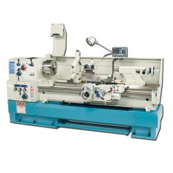 "BAILEIGH 1006164 PL-2060 20"" X 60"" GEARED HEAD GAP BED ENGINE LATHE WITH MITUTOYO 2-AXIS DRO"