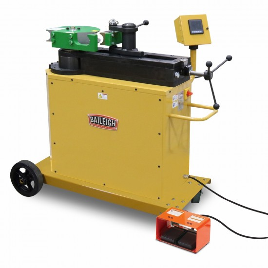 BAILEIGH 1006814 RDB-325 PROGRAMMABLE ROTARY DRAW TUBE AND PIPE BENDER