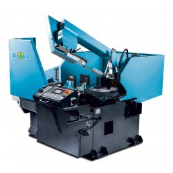 """DOALL S-320CNC 11-3/4"""" X 12-1/2"""" STRUCTURALL SERIES CNC AUTOMATIC HORIZONTAL MITER METAL CUTTING BAND SAW"""