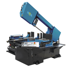 """DOALL S-500CNC 14"""" X 20"""" STRUCTURALL SERIES CNC AUTOMATIC HORIZONTAL MITER METAL CUTTING BAND SAW"""